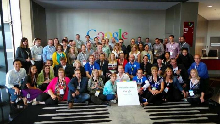Google for Education Certified Innovator London Cohort